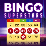 Bingo Superstars: Free Bingo Game – Live Bingo icon