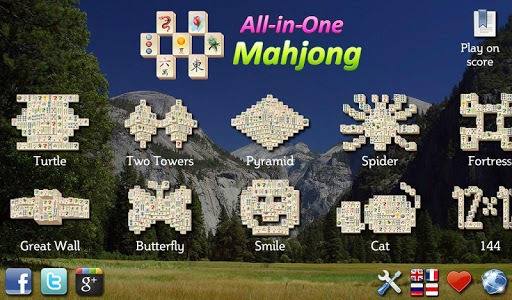 All-in-One Mahjong FREE pc screenshot 1