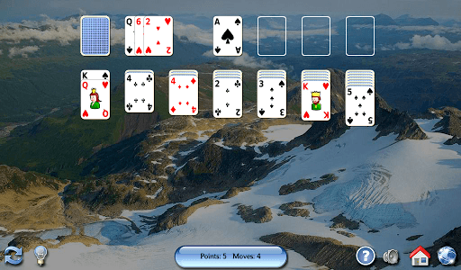 All-in-One Solitaire FREE pc screenshot 1