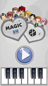 Magic Tiles - EXO Edition (K-Pop) pc screenshot 1