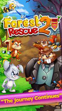 Forest Rescue 2 Friends United pc screenshot 1