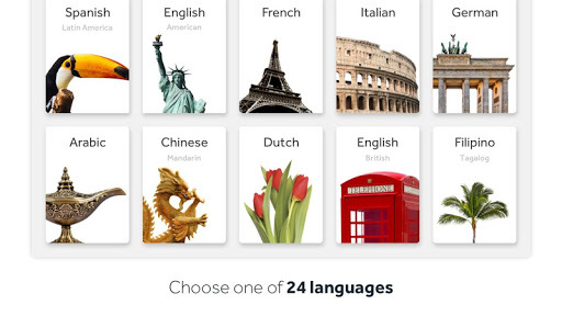 Rosetta Stone: Learn to Speak & Read New Languages pc screenshot 1
