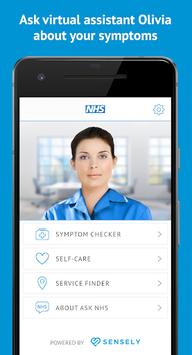 Ask NHS pc screenshot 1