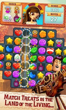 Sugar Smash: Book of Life - Free Match 3 Games. pc screenshot 1