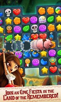 Sugar Smash: Book of Life - Free Match 3 Games. pc screenshot 2