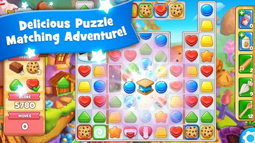 Cookie Jam - Match 3 Games & Free Puzzle Game pc screenshot 1