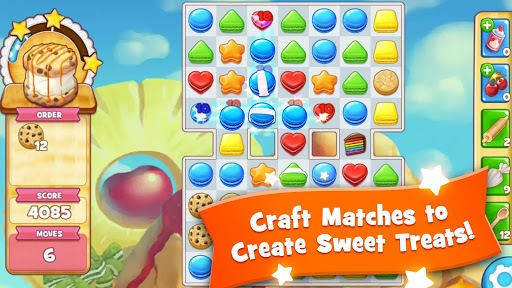 Cookie Jam - Match 3 Games & Free Puzzle Game pc screenshot 2