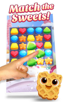 Cookie Jam Blast - Match & Crush Puzzle pc screenshot 1