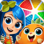 Juice Jam - Puzzle Game & Free Match 3 Games for pc logo