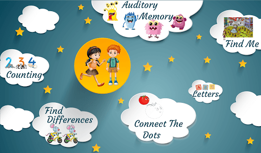 Brain Gym : Kids & Parents Learning Games MultiAge pc screenshot 2