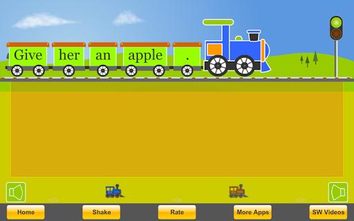 Sight Words Sentence Builder. pc screenshot 2