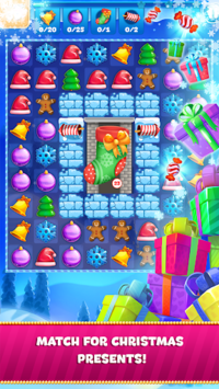 Christmas Sweeper 3 pc screenshot 1