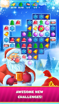 Christmas Sweeper 3 pc screenshot 2