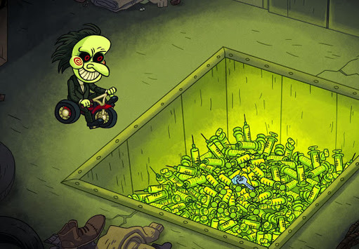 Troll Face Quest: Horror pc screenshot 1