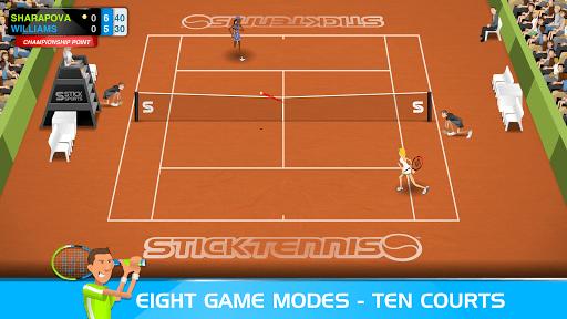 Stick Tennis PC screenshot 3