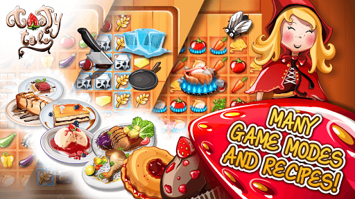Tasty Tale: puzzle cooking game pc screenshot 2