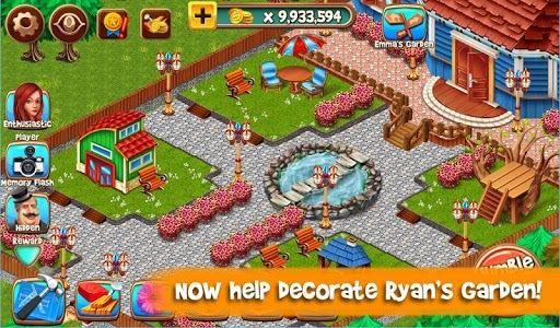Home Makeover 3 - Hidden Object Garden Game pc screenshot 1