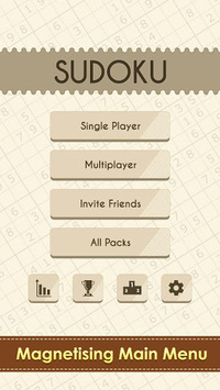 Sudoku Numbers Puzzle pc screenshot 1