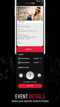 Ticketing Boxoffice pc screenshot 1