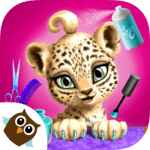 Jungle Animal Hair Salon - Wild Pets Makeover icon