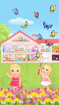 Sweet Baby Girl - Dream House and Play Time pc screenshot 1