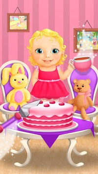 Sweet Baby Girl - Dream House and Play Time pc screenshot 2
