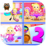 Sweet Baby Girl Dream House 2 icon
