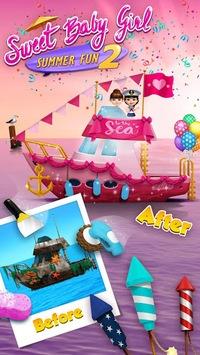 Sweet Baby Girl Summer Fun 2 - Holiday Resort Spa pc screenshot 1