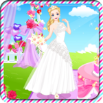 Princess Wedding DressUp icon