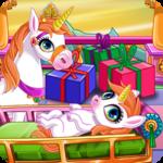 Newborn Unicorn Welcome Party icon