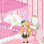 Princess New Doll House Design icon