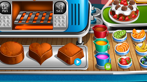 🍳 Cooking Yard Restaurant pc screenshot 1