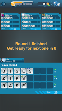 Puzzly Word Game pc screenshot 1
