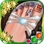 Beauty Pedicure Nail Art Salon icon