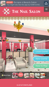 Escape a Nail Salon pc screenshot 1