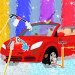 Car Wash Salon and Repair icon
