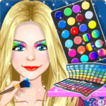 Doll Makeup - Summer fashion for pc logo
