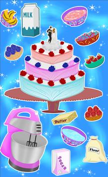 Heart Wedding Cake Cooking pc screenshot 1