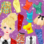 Princess Dress up Doll Fashion icon