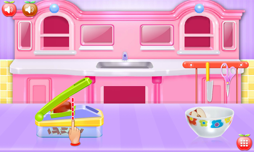 Apple cinnamon cake cooking game pc screenshot 1