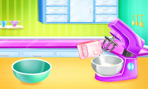 Cooking cake bakery shop pc screenshot 1
