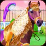 Horse Hair Salon and Mane- Tressage for pc logo