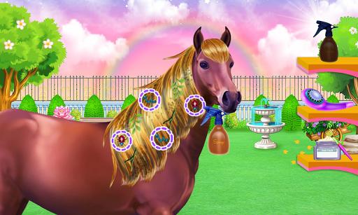 Horse Hair Salon and Mane- Tressage pc screenshot 1