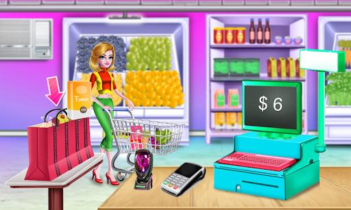 Supermarket Grocery Shopping Center pc screenshot 1