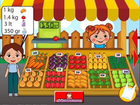Lili Bazaar And Cashier pc screenshot 1