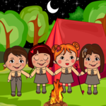 Lili Camping for pc logo