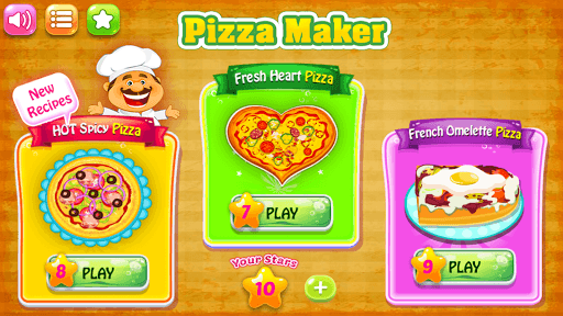 Baking Pizza - Cooking Game pc screenshot 1