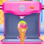Fantasy Ice Cream Land icon