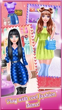 Stylish Sisters - Fashion Game pc screenshot 1
