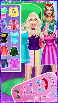 Trendy Fashion Styles Dress Up pc screenshot 1